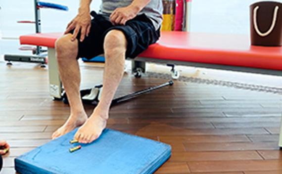 足指のトレーニング